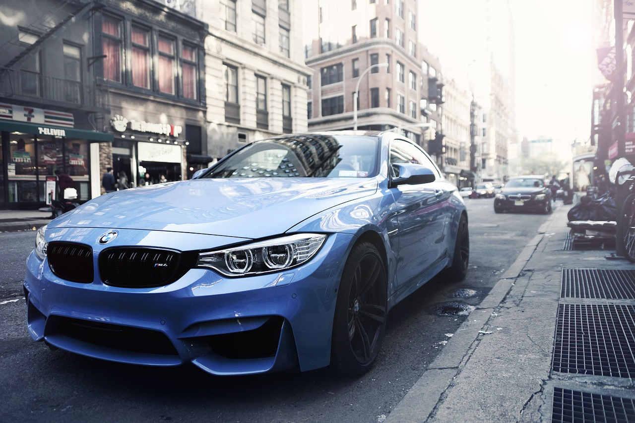 9 Wege dein Auto besser zu fotografieren