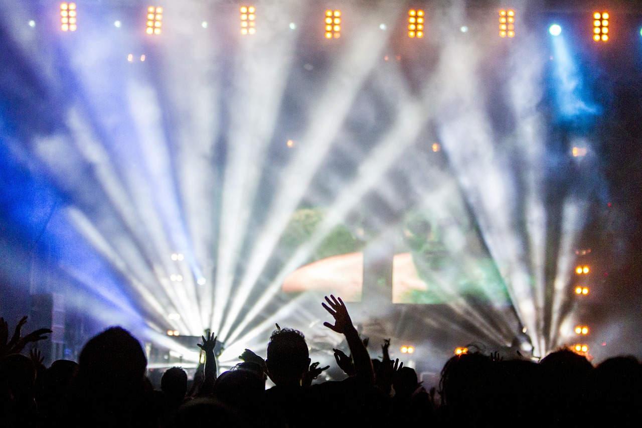 10 unverzichtbare Tipps für atemberaubende Konzertfotografie