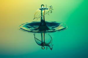 Wassertropfen fotografieren | Anfänger-Anleitung