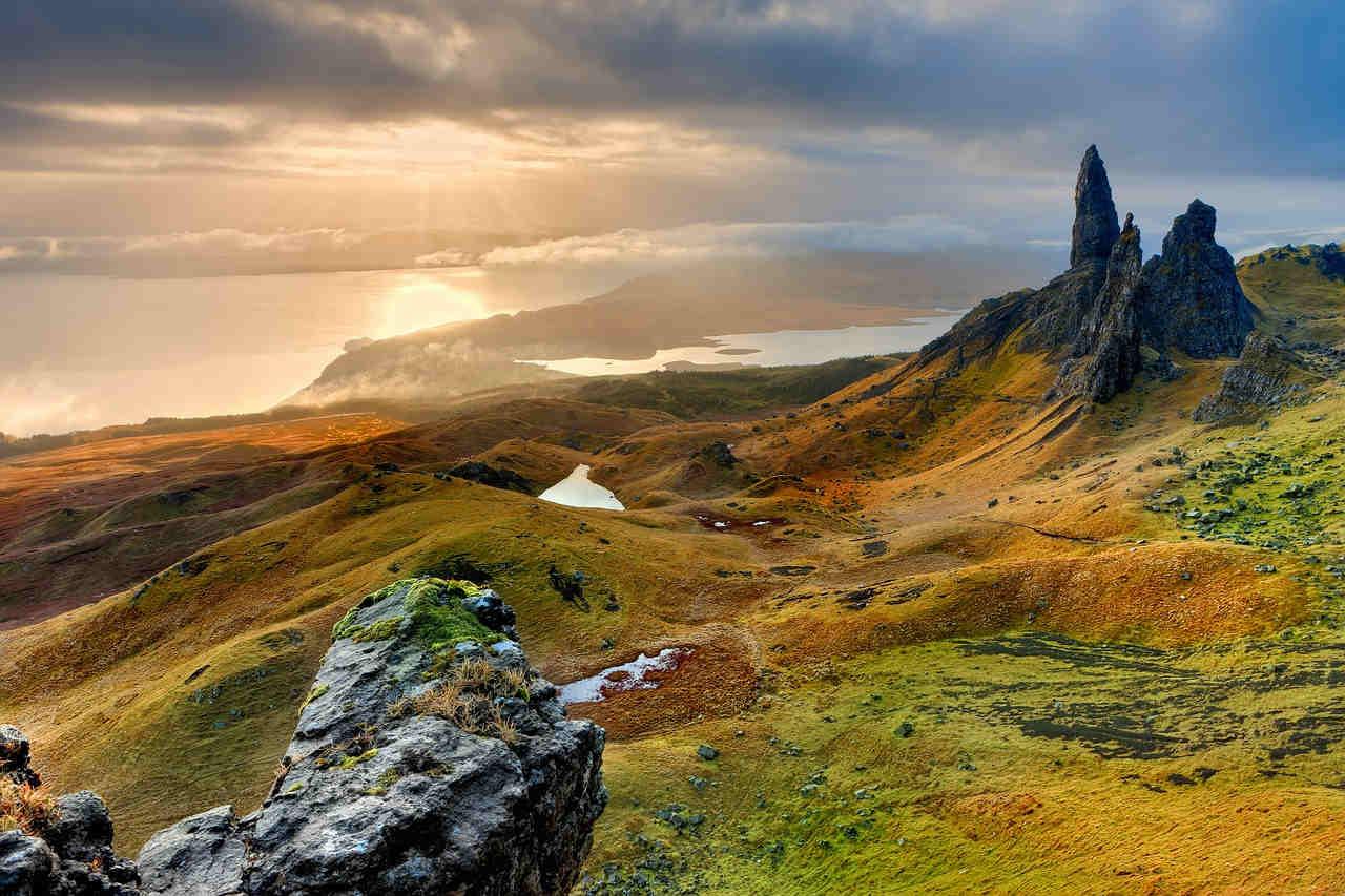 5 essentielle Faktoren für atemberaubende Landschaftsfotos