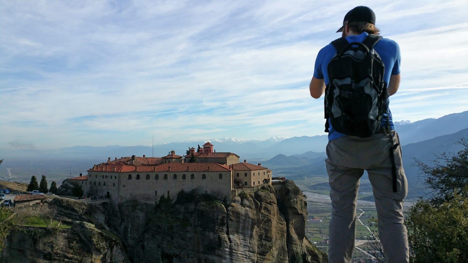 Meteora Klöster fotografieren | Die besten Foto-Tipps und Erfahrungen