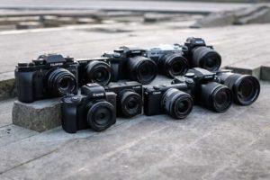 Canon EOS R vs Nikon Z6 | 9 Hauptunterschiede